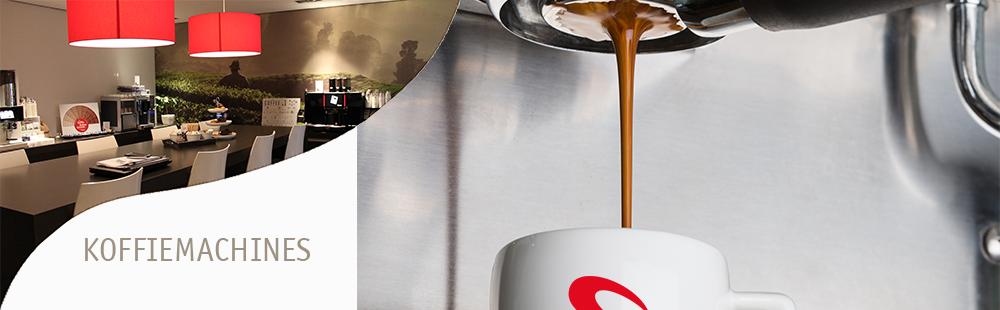 koffiemachine op kantoor