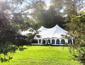 Tent evenement